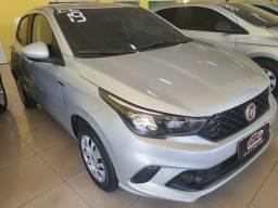 Fiat Argo Drive 1.0 Completo, MultiMídia, Semi Novo, Único Dono, Baixa KM