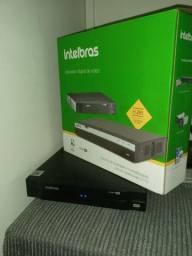 DVR INTELBRAS 1008 COM HD DE 500GB