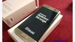 Samsung Galaxy S6 Edge Dourado
