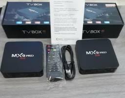 Tv Box Mxq Pro Android 4k Pro 4gb/64gb 5g
