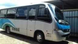Microônibus VW/MPOLO SÊNIOR GVO
