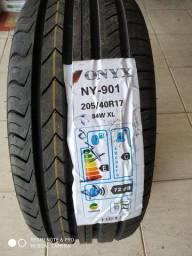 Pneus Novos Onix 205/40 R17