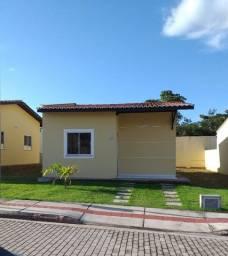 Alugo casa no Condomínio Tracoa 2. Apenas R$ 650,00 com Condomínio Incluso