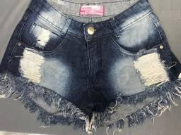 Shorts no precinho