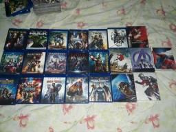 Coleção blurays Marvel