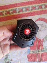 Cooler para resfriar celular (Sou de Trindade)