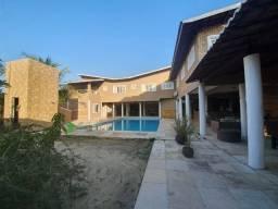Casa duplex na praia, com piscina, 7 quartos, Tapera, Aquiraz