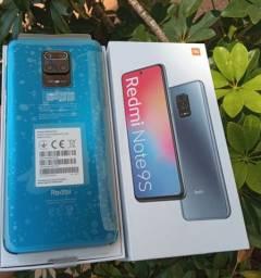 Vendo/troco Xiaomi Redmi Note 9S 128gb 6gb