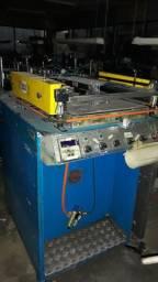 Vendo impressora semi automática marca GILMAC