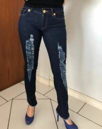 Calça jeans Dopping tamanho 34