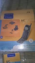 Celular Motorola antigo para coleção