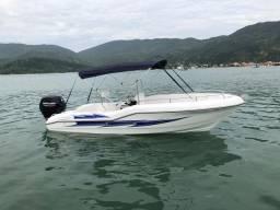 Lancha Floripa 170 - Motor 100HP CT