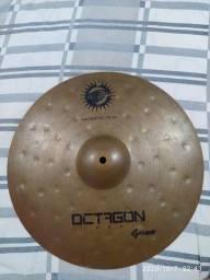 """Prato Octagon Full-Crash 16"""" - 41cm"""