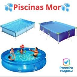 Reposição de piscinas Mor, vários tamanhos