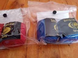Kits de luvas e bandagens 150 reais apenas.