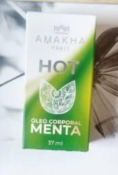 Óleo corporal Menta Hot -Amakha Paris
