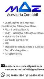 SERVIÇOS CONTÁBEIS