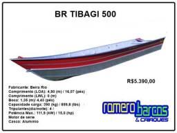 Barco Bicudo de 5 metros - BR Tibagi 500