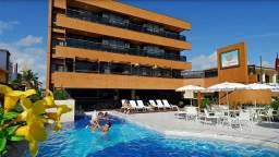 Flat em hotel 3 estrelas na beira mar de João Pessoa PB