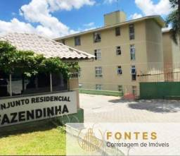 Apartamento 3 dormitórios 54 m², 1 vaga, em frente ao bosque , próximo ao terminal, segura