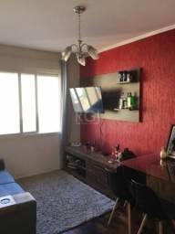 Apartamento à venda com 2 dormitórios em São sebastião, Porto alegre cod:SC12717