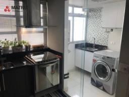 Apartamento com 3 dormitórios à venda, 110 m² por R$ 690.000,00 - Batel - Curitiba/PR