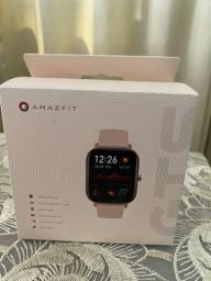 Relógio Amazfit Gts Rose Pink Novo Xiaomi