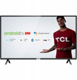 Smart Tv Tcl S-series 32s6500 Led Hd 32 com comando de voz