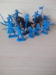 Soldados Forte Apache Gulliver anos 80