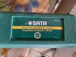 Torquimetro de estalo SATA 2-10 KN