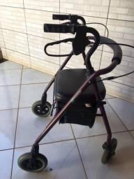 Andador com rodas - Confort