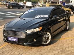 Ford Fusion Titanium Awd 2.0 Teto Solar