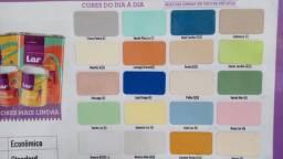Tinta Lar Acrílica 3,6L cores