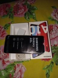 Vendo celular A10s em perfeito estado dispenso liso e pirangueiro