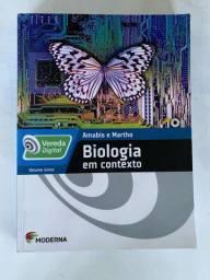 Livro biologia em contexto