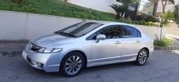 Honda Civic New  LXL 1.8 (Couro) (Flex) (aut)