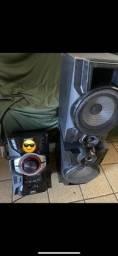 Mini System giga Sound blast