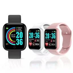 PROMOCAO DIA DAS MAES Smartwatch D20
