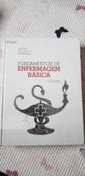 Livro acadêmico Fundamentos de Enfermagem Básica