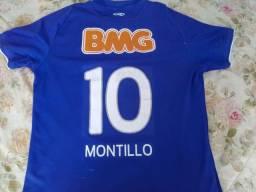 Camisa Cruzeiro 2012