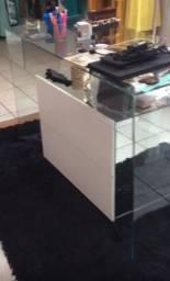 Mesa central para loja