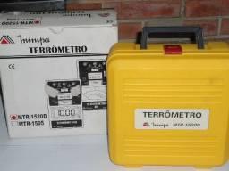 Terrômetro Digital Minipa Mtr-1520d