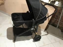 Carrinho de bebê e Bebê Conforto que encaixa no carrinho