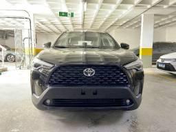 Título do anúncio: Toyota Corolla Cross Xre okm Blindado - Pronta Entrega