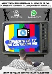 Conserto de TV no centro do Rio
