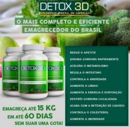 Secador natural Detox 3D