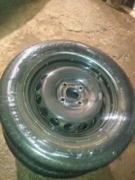 Sterp 14 pneus meia vida