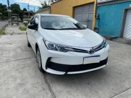 Toyota Corolla Gli 2019 Automático 13 mil km