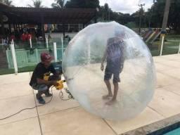 Bolha aquática water ball ALUGUEL: