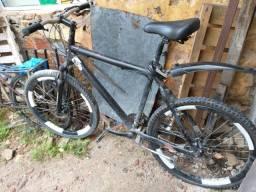 Vendo Bike Mônaco Quadro de alumínio. Aceito cartão!!!